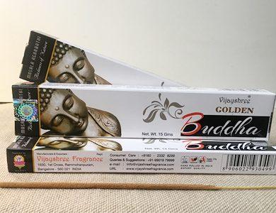 Incenso Buddha, confezione da 3 pack